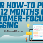 Your How-To Plan for 12 Months of Customer-Focused Blogging