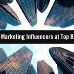 14 Search Marketing Influencers at Top B2B & B2C Brands