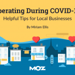 Operating During COVID-19: Helpful Tips for Local Businesses