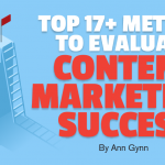 Top 17+ Metrics to Evaluate Content Marketing Success